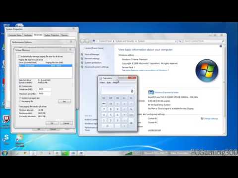 How To Upgrade RAM For Free Windows 8 7 Vista XP In Just Few Steps