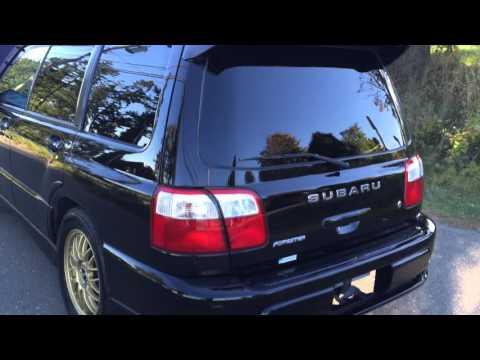 2000 Subaru Forester Sti For Sale