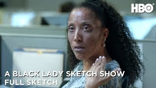 Download A Black Lady Sketch Show | No Makeup (Full Sketch) | HBO Video