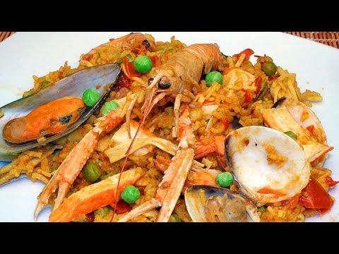 PAELLA (Filipino recipe)