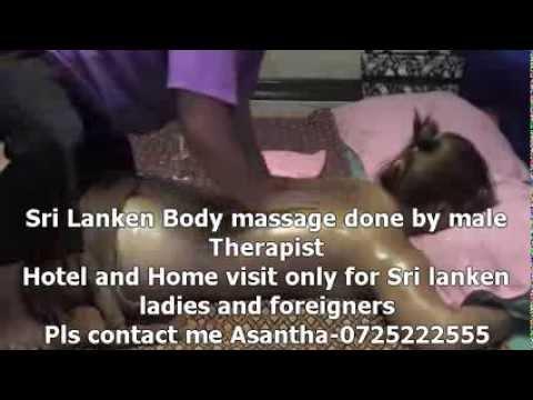 Sri Lanka sex massage