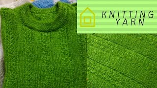1d1cbd30a Knitting Pattern 14   बुनाई डिज़ाइन 14 - PlayTunez World ...