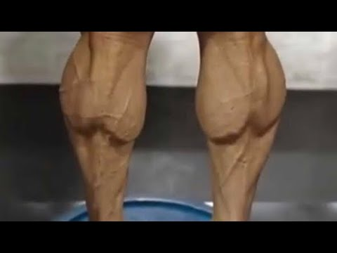How to improve your calves.