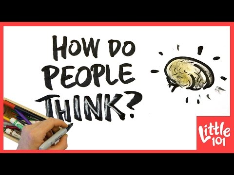 How Do We Think? | Little 101 | PBS Parents