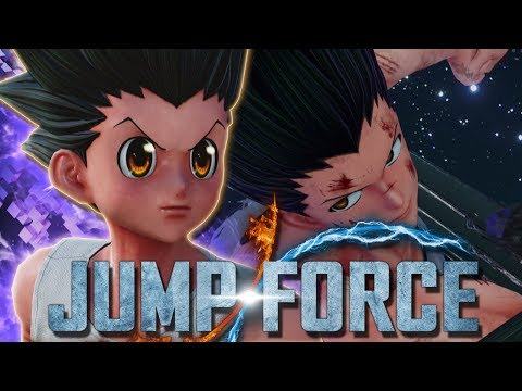 Xxx Mp4 MAKING PLAYERS RAGE QUIT WITH GON 39 S JAJANKEN Gon Freecss Gameplay Jump Force Online Ranked 3gp Sex