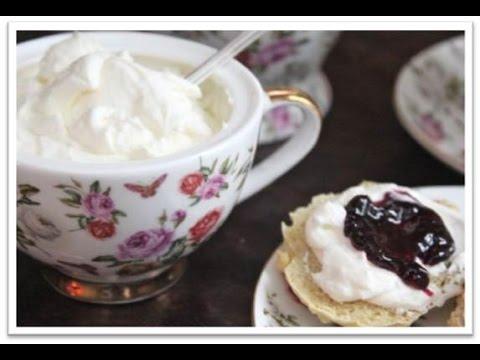Devonshire Cream Recipe