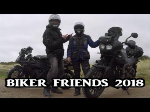 Biker Friends & Motorbikes! Best of 2018!