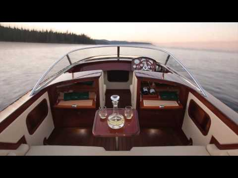 CdA Custom Wood Boats for Sale by Hagadone Marine Group