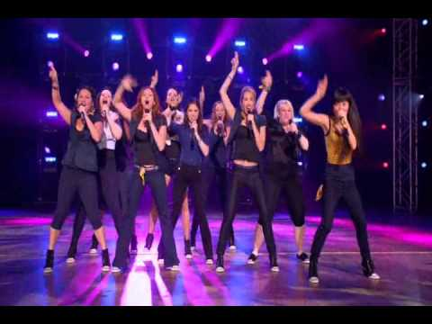 Song of The Week: The Barden Bellas Finals - Pitch Perfect