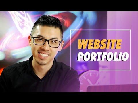 Build An Online Portfolio