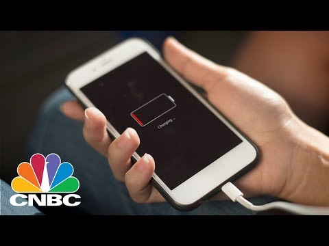Here Are Three Reasons Why You Should Change Your Old iPhone Battery   CNBC