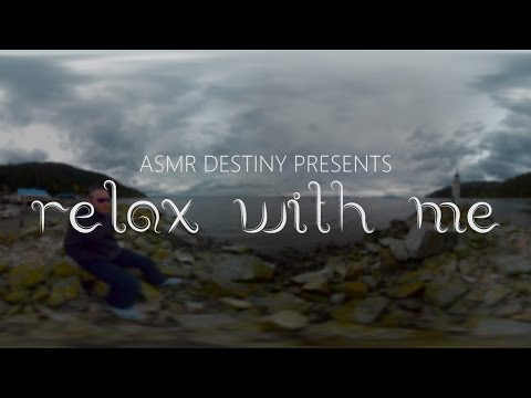 Relax With Me 360° ~ ASMR/Wind Noise/Binaural