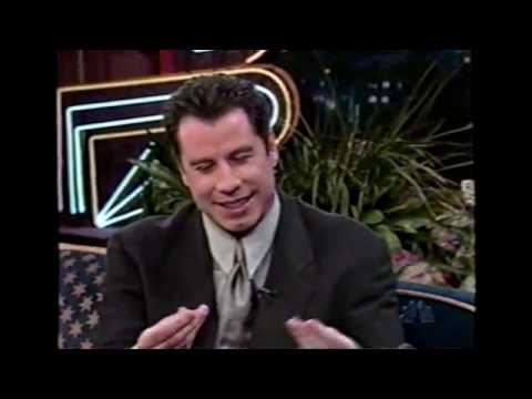 John Travolta Interview - 1998 - Primary Colors - Tonight Show