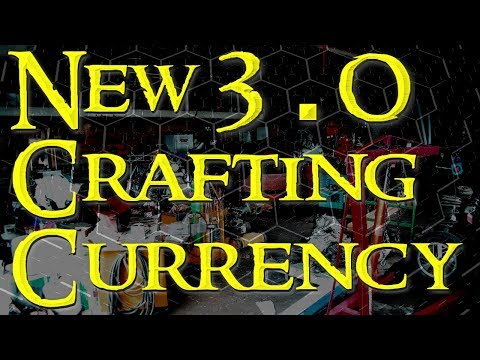 3.0 Crafting Currency➥Orb of Annulment (Reverse Exalted) & Crafting
