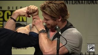 Avengers 2 Age of Ultron Comic Con 2014 Panel (Iron Man, Captain America, Thor) HD 1080P