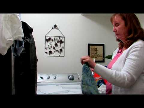 Clothing & Fabric Stain Removal : How to Remove Rust From Fabric