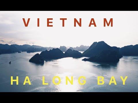 TRIP TO HANOI 2017 | HA LONG BAY