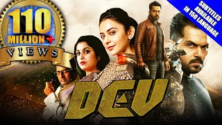 Dev (2019) New Released Hindi Dubbed Full Movie | Karthi, Rakul Preet Singh, Prakash Raj, Ramya