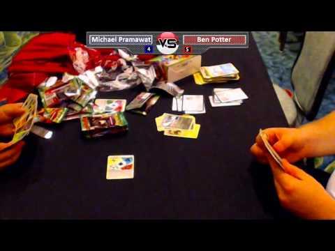2012 Pokémon Pack Battle World Championship