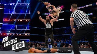 Coolest assisted finishing moves: WWE Top 10, Aug. 24, 2019