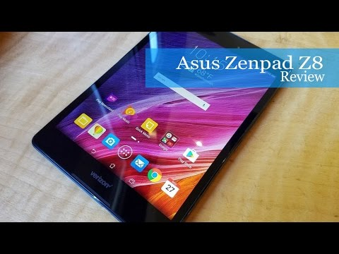 Asus Zenpad Z8 Review