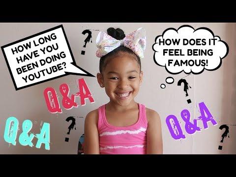 Q&A & SHOUTOUTS!!!!