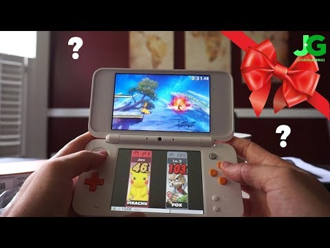 Nintendo 2DS XL Unboxing - Should You Purchase For CHRISTMAS?