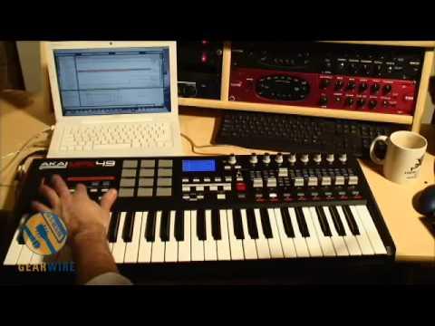 Xxx Mp4 Akai MPK49 Controller Overview 3gp Sex