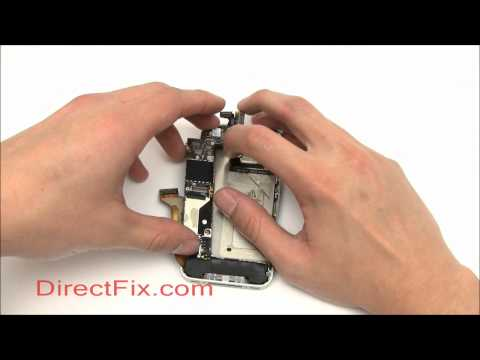 How to iPhone 4 Screen Reassembly Verizon