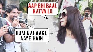 Alia Bhatt FUNNY Reply To Reporter Who Comments On Her Hair