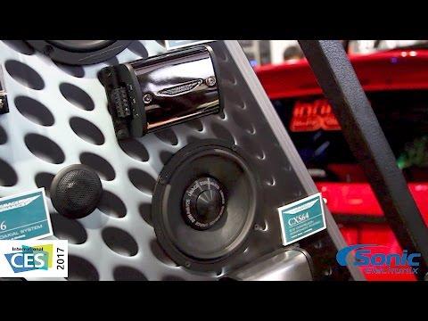 Image Dynamics IDQ65CS Car Speakers   CES 2017