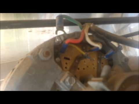 Wiring a Evaporative Swamp Cooler Switch
