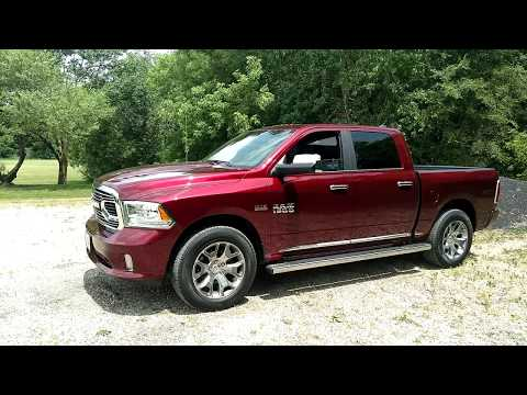 2017 Ram 1500 Walk around - I upgraded my Ram Truck and traded in the EcoDiesel!