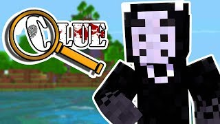 Minecraft Clue: Halloween 1955  - The Killer REVEALED! FINALE | Minecraft Mystery Roleplay