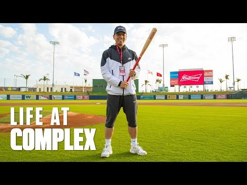 Spring Training with World Series MVP George Springer! | #LIFEATCOMPLEX
