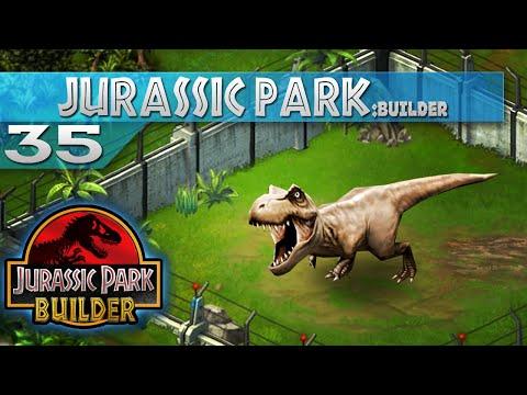 Jurassic Park Builder - Episode 35 - TRex!