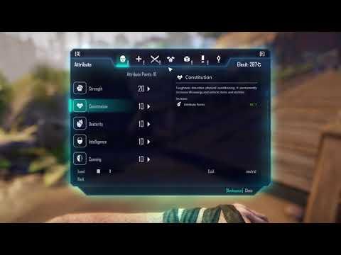 ELEX: Character Development Guide
