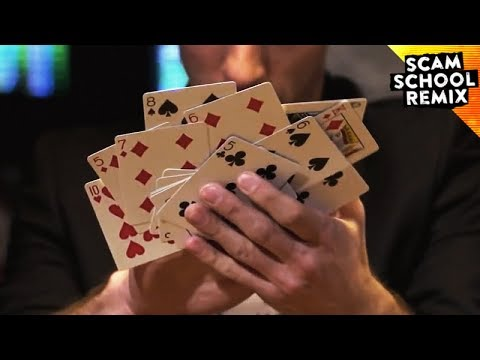 A Simple Explanation for Card Levitation