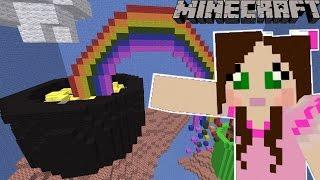 Minecraft: SECRET LEVEL! - LIBRARY DROPPER - Custom Map [7]
