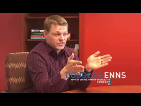 Douglas Enns Answers: Advantages of Integrated Video