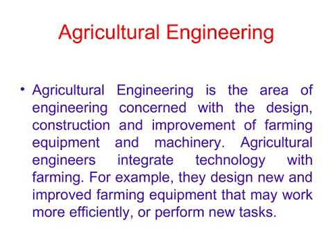 Career and scope in Agriculture engineering , B.Sc Agriculture