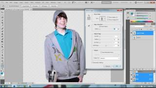 Adobe Photoshop Cs5 Cutting Out A Image From It Background
