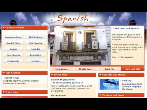 How to Learn Spanish Online for Free