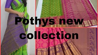 7 minutes, 34 seconds) Soft Silk Sarees In Pothys Video