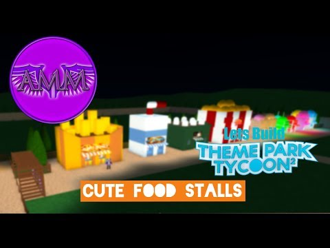 Lets Build TPT2: Cute Food Stalls