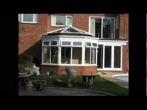 How to build a conservatory in 10 minutes