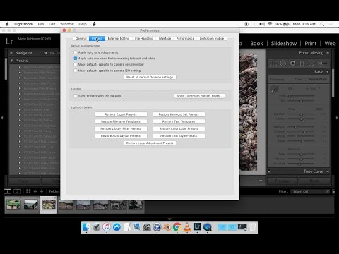 How extract/recover lost images from Lightroom preview