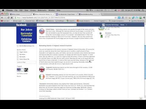 Understanding Facebook's Notes