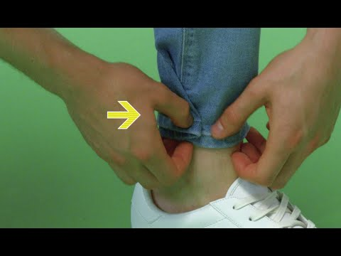 How to pin roll jeans   ASOS Menswear tutorial