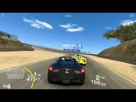 Real Racing 3 - Ferrari 458 Spyder